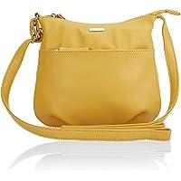 Lavie Sara Women's Sling Bag (Ocher)