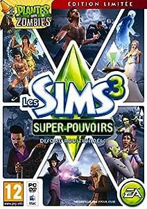 Les Sims 3 : Super-Pouvoirs - édition limitée