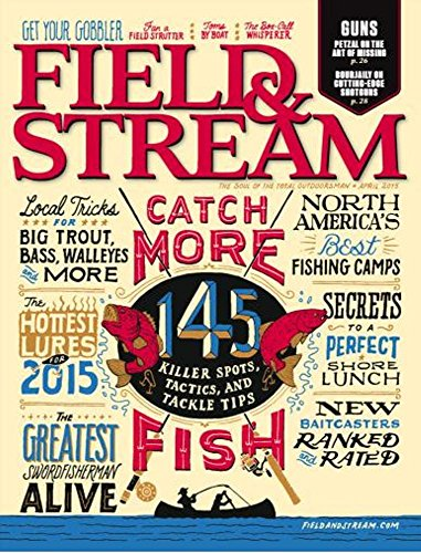 field-and-stream-catch-more-english-edition