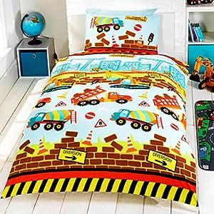Sconosciuto kidz set biancheria da letto singolo - Amazon biancheria letto ...