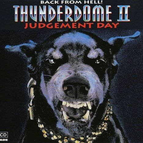 Various - Thunderdome II - Back From Hell! - Judgement