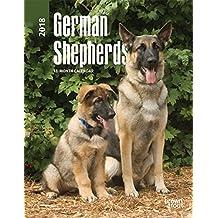 German Shepherds 2018 Calendar