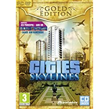 Cities Skylines - édition gold