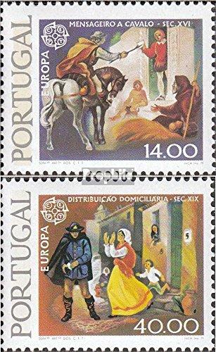 Portugal 1441y-1442y (kompl.Ausg.) 1979 Post- und Fernmeldewesen (Briefmarken für Sammler)