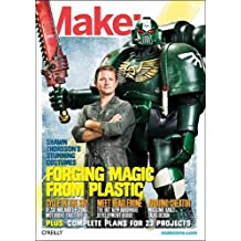 Make – Technology on your Time Volume 32