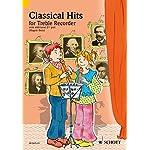 Classical Hits: for Treble Recorder (Spiel und Spaß mit der Blockflöte)