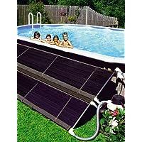 Eco Solar System Komplett Set, 6,0 x 0,6m