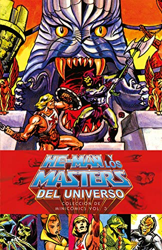 He-Man y los Masters del Universo: Colección de minicómics vol. 03 (