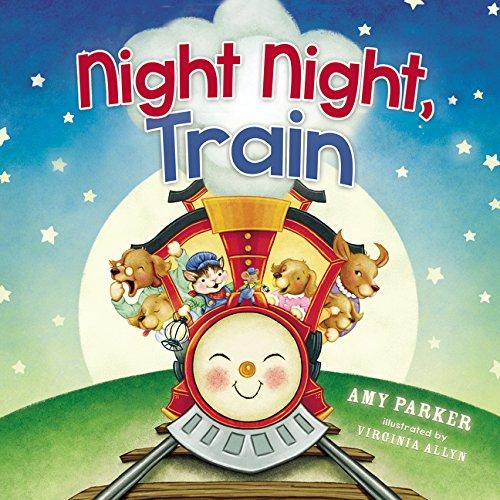 Night Night, Train por Amy Parker