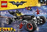 Enlarge toy image: LEGO Batman The Batmobile Building Toy - school time children learning and fun