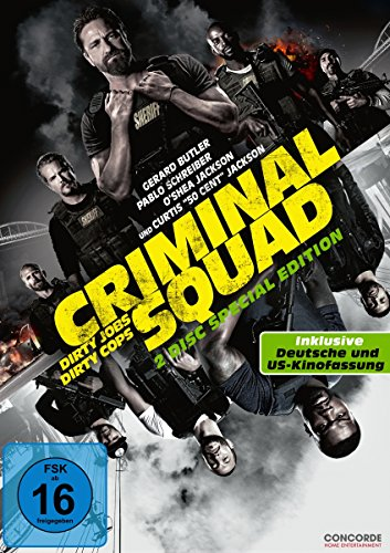 Criminal Squad - Special Edition [2 DVDs]