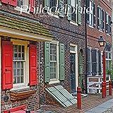 Philadelphia 2019 - 18-Monatskalender mit freier TravelDays-App: Original BrownTrout-Kalender
