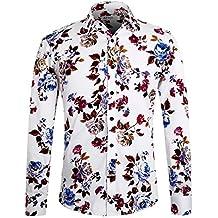 best service 9bf66 9454a Amazon.it: camicia fiori uomo - Prime