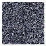 zierkiesundsplitt Fugensplitt schwarz, mit der Körnung 2-5mm und 5-8mm in Big Bags ab 250kg (1500, 2-5mm)