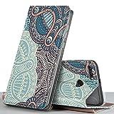 GeeMai Wiko Tommy 3 Hülle, Premium Flip Case Tasche Cover Hüllen mit Magnetverschluss [Standfunktion] Schutzhülle Handyhülle für Wiko Tommy 3 Smartphone, CH26