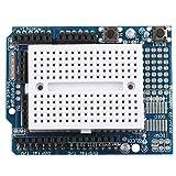 haljia Protoshield Prototyping Expansion Board mit Mini Erweiterung Brot Board für Arduino UNO Maga Nano aufgrund Roboter
