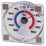 Westmark Window Thermometer, White