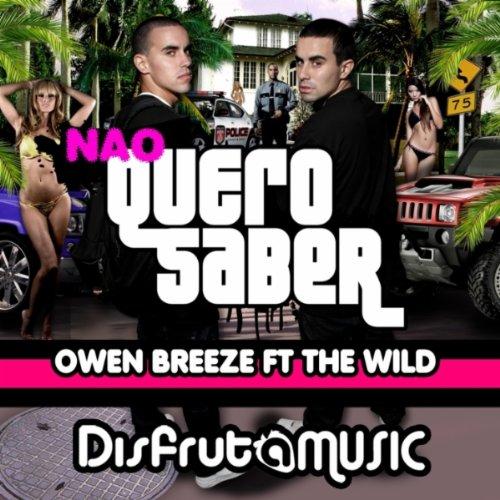 Nao quero saber (feat. The Wild) [Radio Edit] Saber Radio