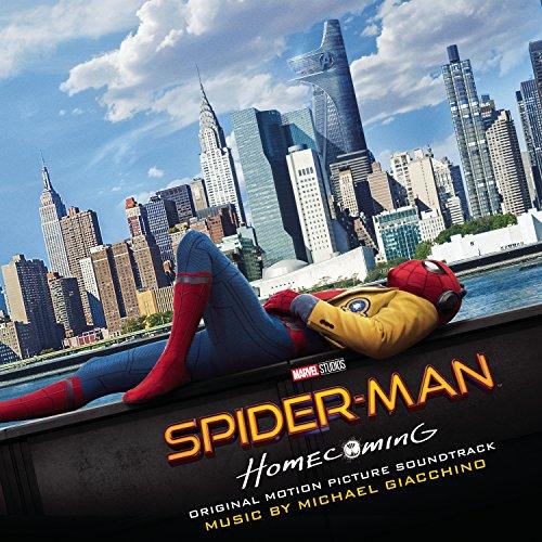 Spider-Man, homecoming : BO du film de Jon Watts