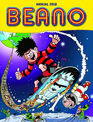 * NEW * Beano Annual 2018. No Christmas was complete without a Beano annual, and it remains one of the most popular annuals - it was first published in 1939.