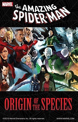 Spider-Man: Origin of the Species (English Edition)