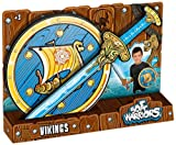Soft Warriors - Pack espada y escudo vikingo (Blue Rocket SW0010H)