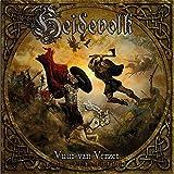 Anklicken zum Vergrößeren: Heidevolk - Vuur Van Verzet (Audio CD)