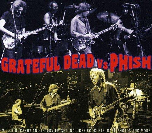Grateful Dead Phish (Grateful Dead Vs Phish - The Lowdown)
