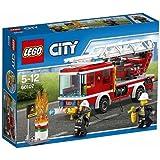 LEGO City Fire 60107: Fire Ladder Truck  Mixed
