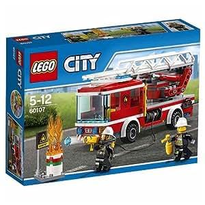 Lego - 60107 - City Fire - Autopompa dei vigili del fuoco