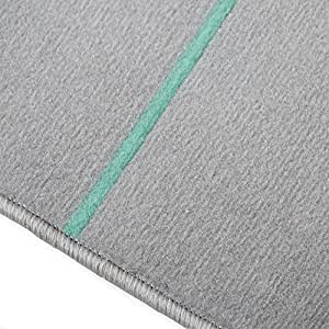 Losange Tapis 133x180cm Gris - Alinea x180.0x133.0.
