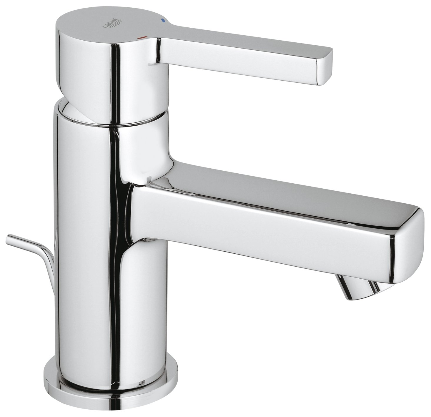 Grohe mitigeur lavabo lineare 32109000 (import allemagne): amazon ...
