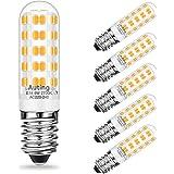 AUTING E14 Ampoules LED 6W, Ampoule E14 2700k Blanc Chaud, Équivalent Halogène 60W, 500LM, Non Dimmable, Lot de 6