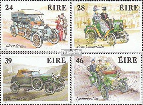 Irland 671A-674A (kompl.Ausg.) 1989 Verkehrswesen (Briefmarken für Sammler)