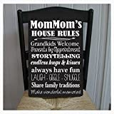 Best Mommoms - Norma Lily MomMoms House Rules for Grandchildren Review