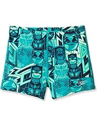 SpeedoBoys Swimwear Tri Bold Allover Print Aquashort