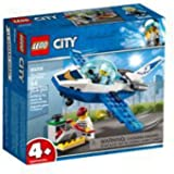 LEGO City Police Sky Police Jet Patrol for age 4+ years old 60206