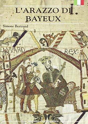 Tapisserie de Bayeux (italien) par Bertrand et Bertrand