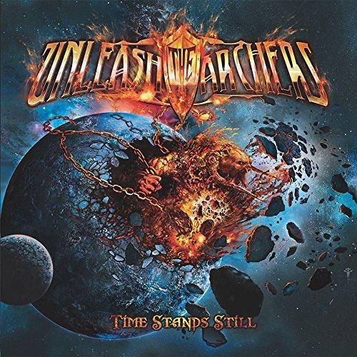 Unleash The Archers - Time Stands Still [Japan CD] IUCP-16222 by UNLEASH THE ARCHERS (2015-07-15)