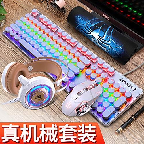 Zoom IMG-3 wenkang tastiera meccanica mouse cuffia