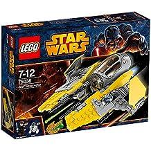 LEGO Star Wars Jedi Interceptor Niño/niña 223pieza(s) juego de construcción - juegos de construcción (Multicolor, 7 año(s), 223 pieza(s), Juego, Niño/niña, 12 año(s))