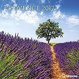 Provence 2017 - Landschaftskalender, Broschürenkalender, Wandkalender  -  30 x 30 cm
