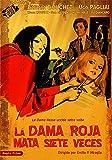 La dama roja mata siete veces [DVD]