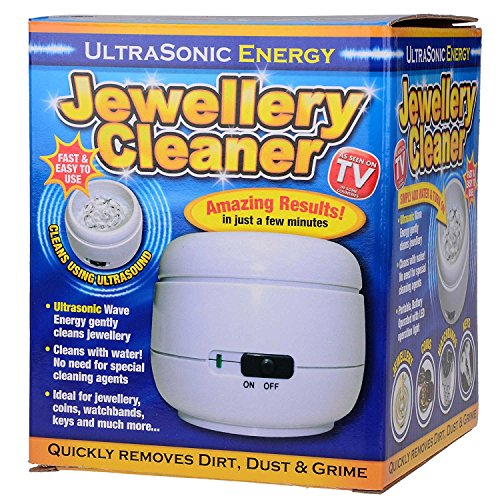 PH Artistic Mini Ultrasonic Jewellery Cleaning Machine Also Applied for...