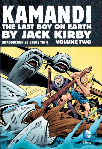 Kamandi The Last Boy On Earth Omnibus Vol 2