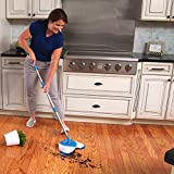 Best Tile Cleaning Machines - FWQPRA® Automatic Sweeping Machine,Dustpan and Trash Bin 3 Review