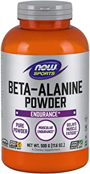 NOW Sports NOW Sports Beta Alanine Powder 100% Pure 500gr