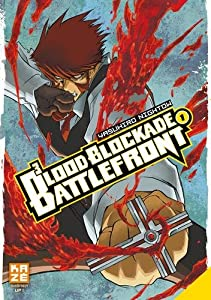 Blood Blockade Battlefront Edition simple Tome 1