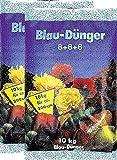 Blaukorn - Fertilizzante per frutta, 10 kg, 8+8+8