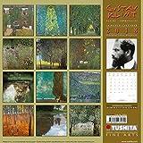 Gustav Klimt – Nature Impressions 2018: Kalender 2018 (Tushita Fine Arts)